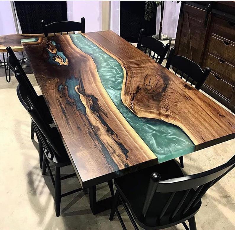 bán mặt bàn epoxy