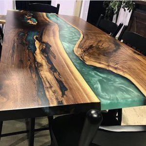bán bàn epoxy