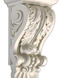 conson bằng xi măng trang trí nhà cổ điển