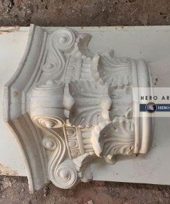 hoa văn đầu cột bằng thạch cao