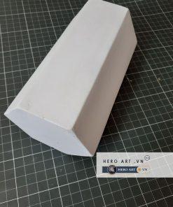 khối lục giác bằng thạch cao luyện thi vẽ