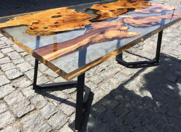 bàn epoxy đẹp