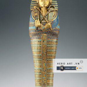 bức tượng vua vua Tutankhamen ai cập