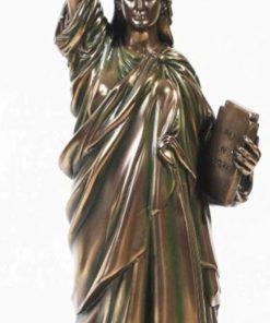 điêu khắc tượng nữ thần tự do của mỹ
