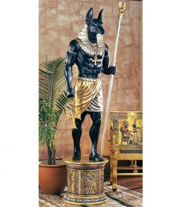 tượng thần anubis ai cập cổ đại