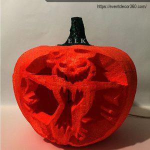bán mô hình quả bí trang trí halloween
