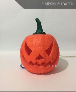 trái bí ngô halloween