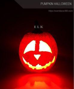 đèn bí ngô trang trí halloween