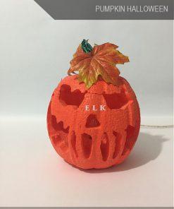 bán trái bí ngô halloween