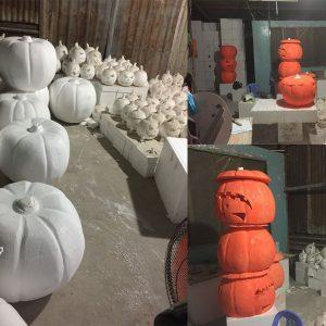 địa điểm bán trái bí ngô halloween