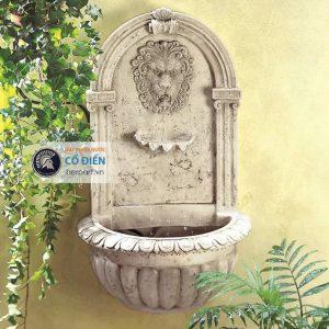 đài phun nước sư tử