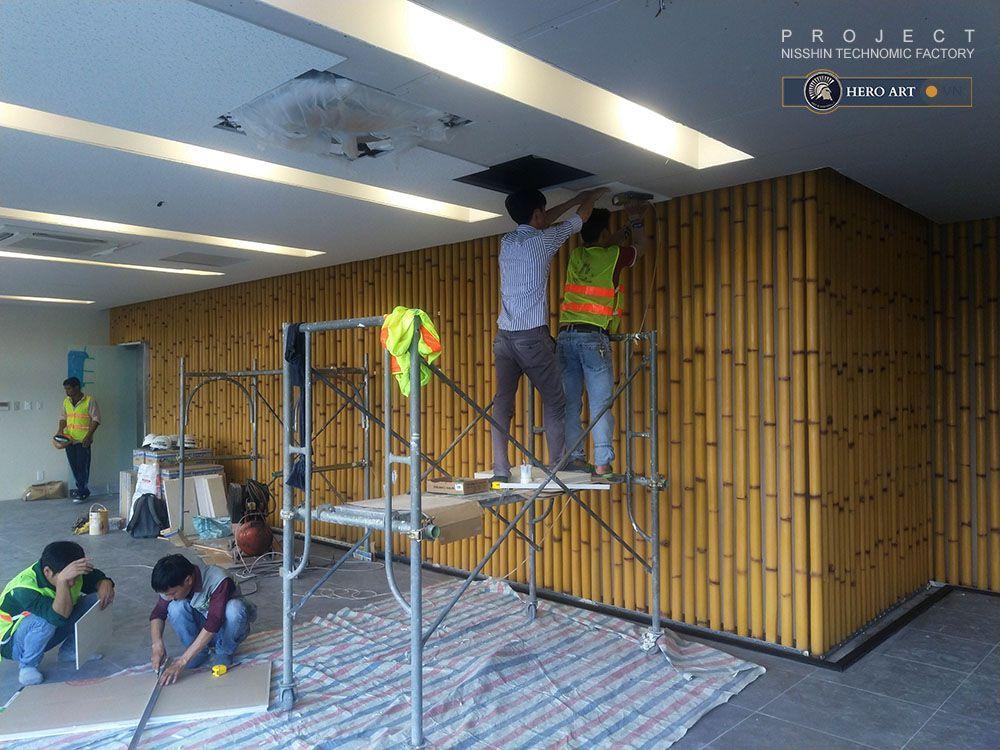 thi công trang trí mĩ thuật xây dựng
