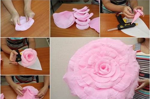 mua hoa giấy khổng lồ