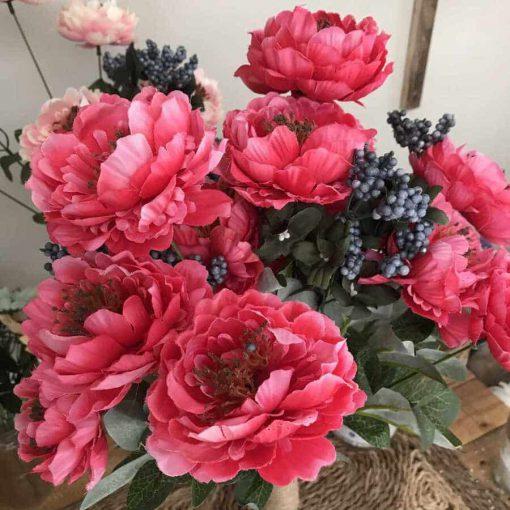 ban lọ hoa giả