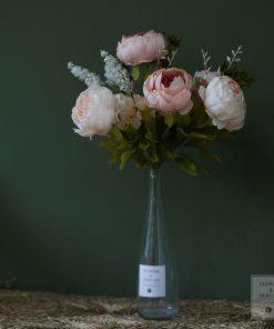 Bình hoa giả nhựa