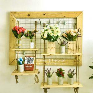 xưởng hoa giả