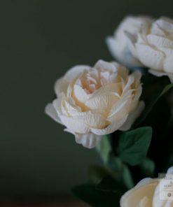Bình hoa giả trang trí phòng khách