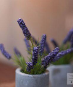 Bình hoa giả trang trí nội thất