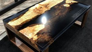 đồ nội thất gỗ epoxy resin