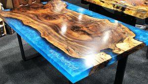 bàn epoxy gỗ cao cấp tphcm