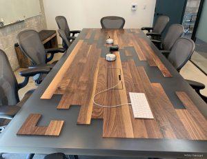 bàn họp epoxy cao cấp