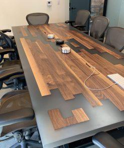 bàn họp epoxy