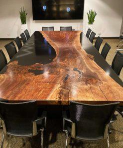 bàn epoxy bàn họp cơ quan