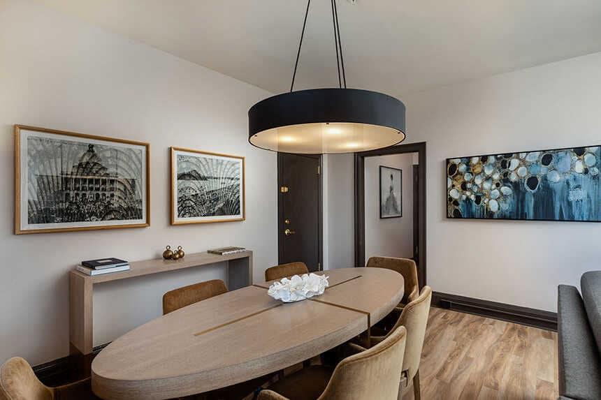 thi công trang trí nội thất chung cư