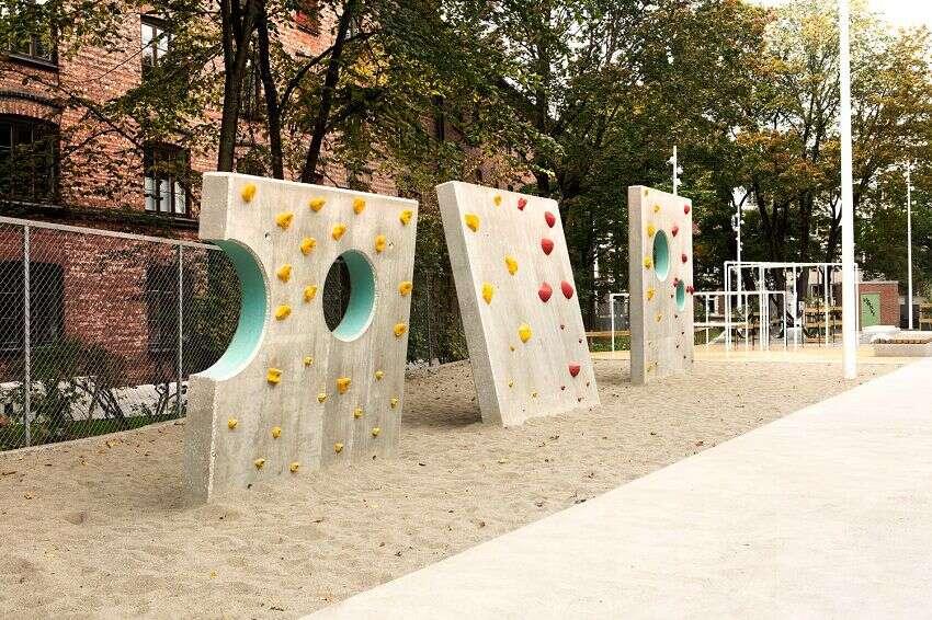 Thiết kế thi công trang trí cảnh quan công viên