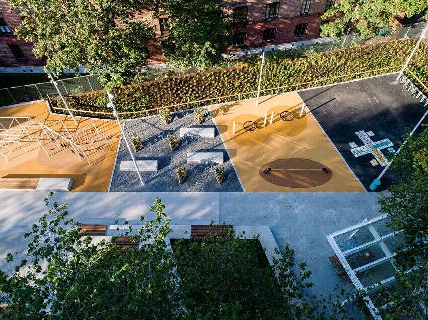 công ty Thiết kế mĩ thuật cảnh quan công viên