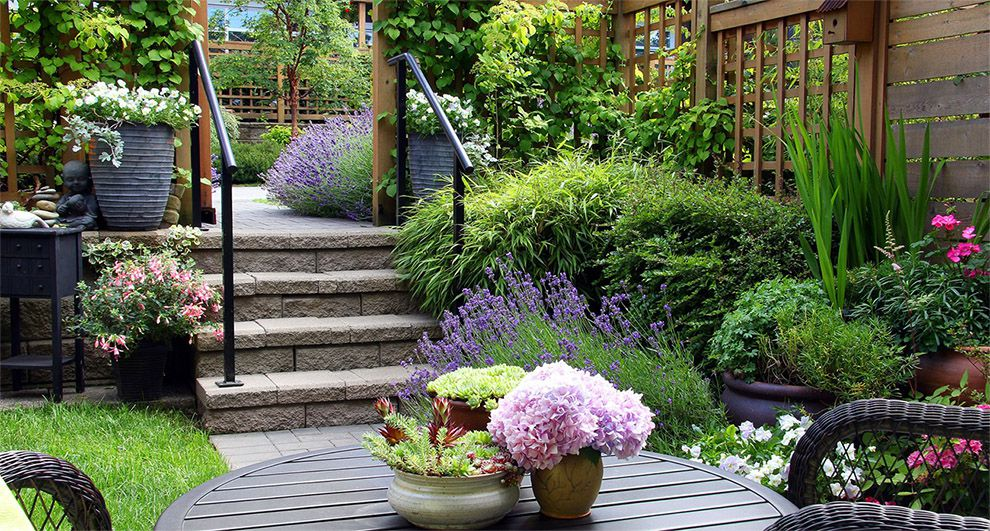 giá thiết kế cảnh quan sân vườn