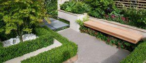 thiết kế sân vườn nhỏ